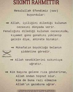 Kapanma ihtimaline karşı yeni açtığımız yedek instagram hesabımıza hepinizi bekliyoruz inşaAllah lütfen takip edelim👇 👉@cubbeli_ahmthoca👈… Allah Islam, Hadith, Karma, Motivational Quotes, Books, Pictures, Amigurumi, Thoughts, Quotes
