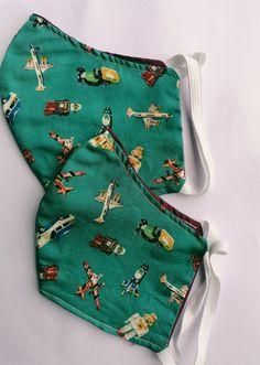 Vintage Toys, Den, Cotton Fabric, One Piece, Handmade, Hand Made, Cotton Textile, Craft, Handarbeit