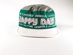 This will go well with my dad cap outfit. A Vintage Happy Day Chewing Tobacco cap. Dad Caps, My Dad, Caps Hats, Dads, Beanie, Happy, Vintage, Outfits, Fashion