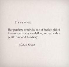 michaelfaudet:  Perfume by Michael Faudet Follow him here