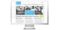 Nashville Web Design Endeavor Performance Home Page