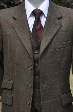 This is the suit that Ethan takes from his dad to give to Henry before he leaves. This is an important moment, as it is representative of their friendship and Ethan's emotional tie to Henry.