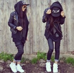 Top 14 Swag Outfits For Tomboy Girls