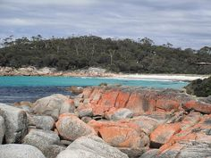 Bay of Fires – Ansons Bay, Australia