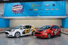 The Ford ST Octane Academy is a complimentary program for owners of the 2014 Ford Fiesta ST and 2013-'14 Ford Focus ST.