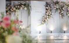 Wedding Backdrop Design, Floral Backdrop, Ceremony Backdrop, Wedding Reception Decorations, Wedding Photo Walls, Wedding Wall, Wedding Stage, Luxury Wedding Decor, Elegant Wedding