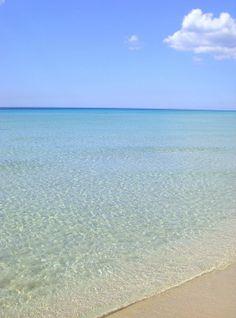 spiaggia di campomarino campomarino beach Taranto Puglia