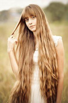 Russian Long hair divas