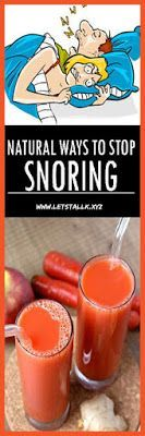 My Husband Stopped Snoring when a Friend of Mine gave me this Miraculous Remedy