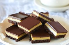 Treat yourself to this decadent chocolate caramel slice. Yum!