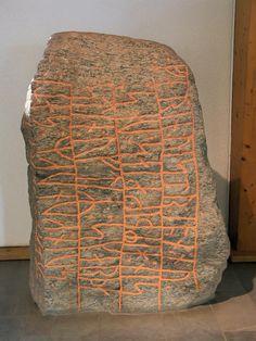 Wikinger-Runenstein