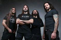 Rotting Christ Black Metal, Heavy Metal, Rotting Christ, Rock N Roll, Blues, Music, Band, Musica, Heavy Metal Music