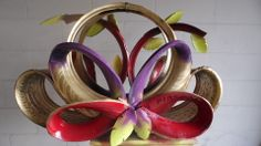 basquet flower