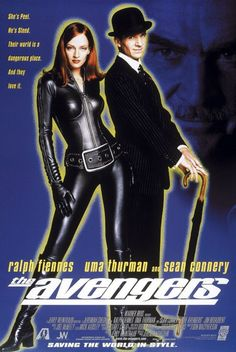 Throwback Review: The Avengers (1998)