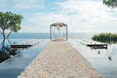 intimate wedding of Raymond Chen & Cecillia Li at Bulgari resort