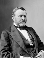 150 years ago, Lincoln was shot and The Enquirer missed it. Photo: Ulysses S. Grant. Enquirer file photo