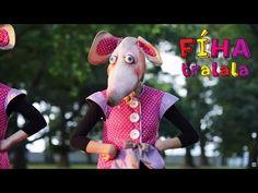 Fíha tralala - Farebný svet - Hop a skok - YouTube Montessori