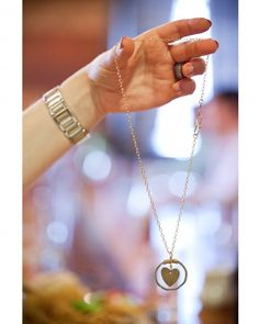 Our 1st Jewelry Design Challenge winner! Cymbal of Love Pendant by Wesla Bay Weller.