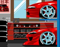 """Check out new work on my @Behance portfolio: """"Nissan Silvia Poster"""" http://be.net/gallery/68143981/Nissan-Silvia-Poster"""