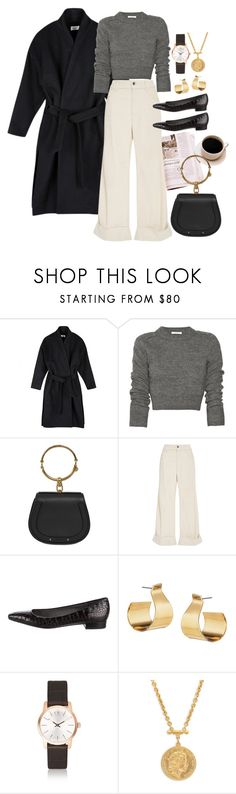 """""""Untitled #11383"""" by nikka-phillips ❤ liked on Polyvore featuring Carven, Chloé, The Seafarer, Stuart Weitzman, Keishi Jewellery, Calvin Klein and Ben-Amun"""