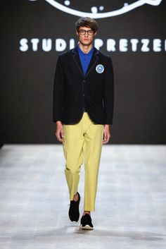 #Menswear #Trends Studiopretzel  Spring Summer 2015 Primavera Verano #Tendencias #Moda Hombre