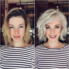 10 Trendy Messy Bob Hairstyles, Female Hairstyle for Short Hair – Hair Styles Short Messy Haircuts, Messy Short Hair, Messy Bob Hairstyles, Girl Short Hair, Short Hair Cuts, Hairstyles Haircuts, Pixie Cuts, Female Hairstyles, Haircut Short