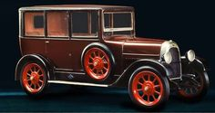 """1919 Fiat 501: """"'La saetta del Re' gained its name because at the time, it was produced exclusively for the Italian Royal Army. The model also owes its fame to its widespread use as a taxi over the coming years. In 1919 it was presented at the Turin Motor Show for civilian use,"""" explains the Fiat website. It came with 23 horsepower and had a top speed of 70 km/h."""