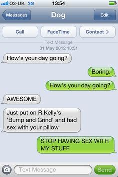 Don't mess with Batdog or else... Texts from Dog... #funny #humor