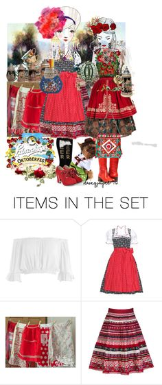 """""""oktoberfest"""" by daizyjayne ❤ liked on Polyvore featuring art, contestentry, ravenswood and folkloric"""