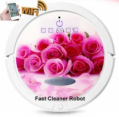 WIFI Smartphone App Control Newest Coming Wet And Dry Robotic Vacuum Cleaner For Home QQ6 With 150ML Water Tank,Li-ion battery