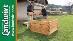 Hochbeet selber bauen | landwirt.com