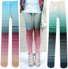 Wow-awesome tights!