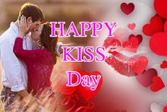 51+ Best Happy Kiss Day Messages and Images »