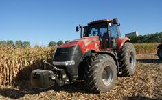 The #CaseIH 370 CVT #tractor! Powerful machinery to cover your crops! For more Case IH tractors, check out http://www.agriaffaires.co.uk/used/farm-tractor/1/4028/case-ih.html