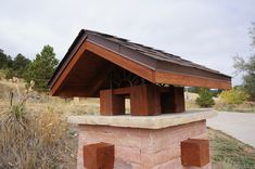 Matching Roof | Entry Monument | Boulder, Colorado | by Prolithic Designs