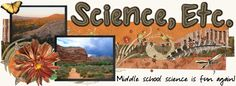 Science Etc., middle school science blog