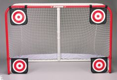 Hockey Shooting Targets Senior Junior Youth 4pk for Goals Nets Shot Practice New Listing in the Other,Hockey,Sporting Goods Category on eBid United States