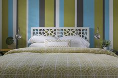 Palm Springs Guest Bedroom Photo by David Duncan Livingston