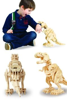 Sound control form: Clap your hands once: dinosaur will advance.#Dinosaur #child #present #puzzle #robotimedinosaur #funny