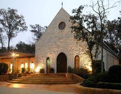 Intimate Ceremonies in our beautiful wedding chapel, Ashton Gardens Houston