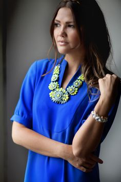 Wild One Forever: Blue J.Crew and Ily Couture Photos: JessaKae Photography