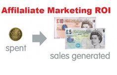 Affiliate marketing makes £15 per £1 spent- report