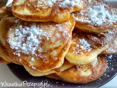 Diet Recipes, Recipies, Polish Recipes, Kefir, Food To Make, Pancakes, French Toast, Food And Drink, Baking