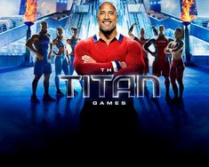 Season Premiere Monday, May 25 Dwayne Johnson inspires everyday people to compete to become Titans. Meet The Team, Dwayne Johnson, Games, News, Toys, Game