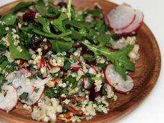 Healthy Grain Salad Recipe