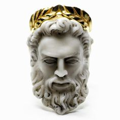ZEUS RING by Macabre Gadgets   MARBLE & GOLD Macabre Gadgets Online Boutique: store-macabregadgets.com