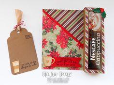 Latina Crafter - Sellos en Español: Winter Coffee Lovers Blog Hop