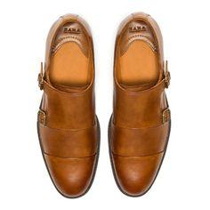 ZAPATO MONK - Zapatos - Hombre - ZARA España