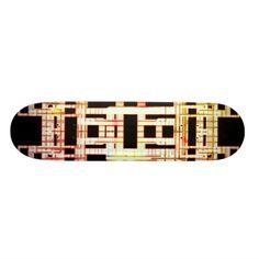 grunge punk style board