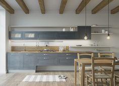 Model Neoclasic Kitchen Island, Italy, Modern, Furniture, Home Decor, Design, Houses, Island Kitchen, Italia